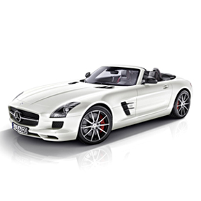 For SLS Class / AMG