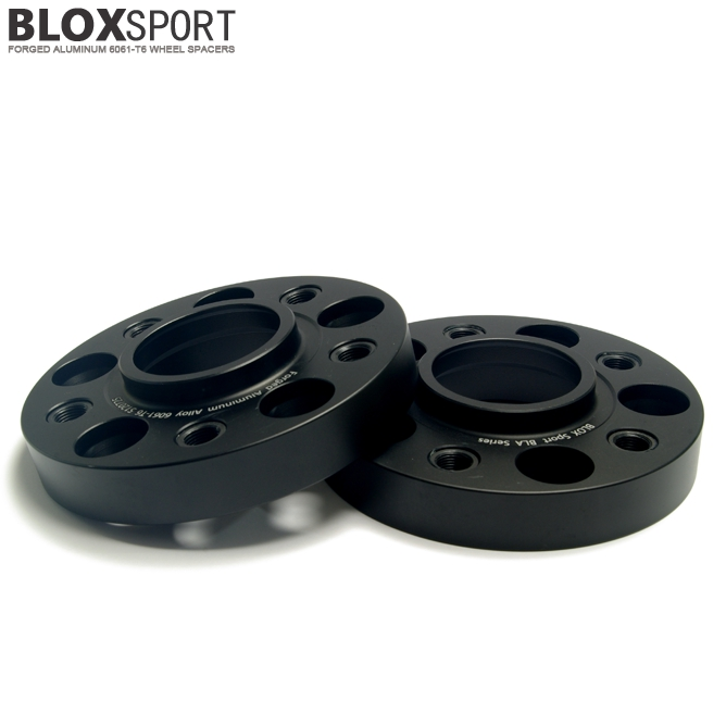 BLOXSPORT 5x120 CB72.6mm Forged 6061T6 Hub Centric Wheel Spacers