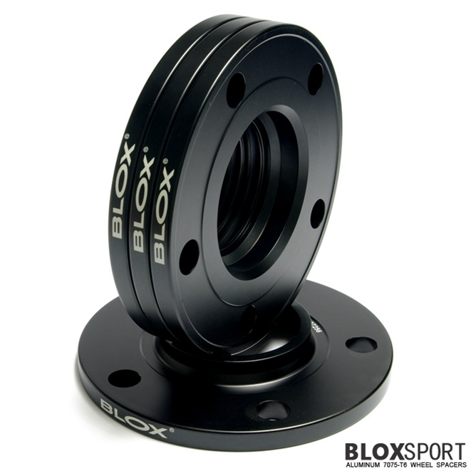 BLOX 10mm Aluminum 7075-T6 Wheel Spacer for BMW X5 E53 30i 44i