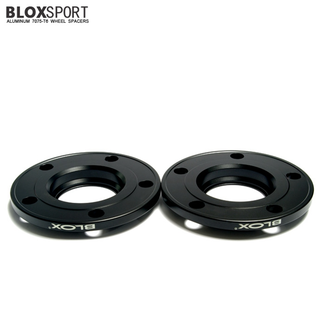 BLOX 10mm Aluminum 7075T6 Wheel Spacer - BMW X3 F25 28i 28d 35i