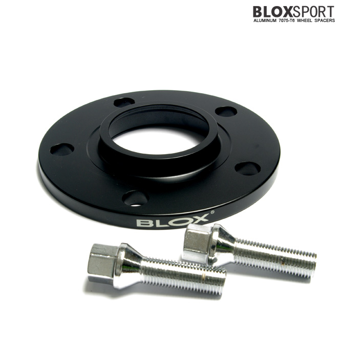 BLOX 10mm Aluminum 7075-T6 Wheel Spacer-BMW 5 Series F10 F11 F07