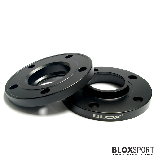BLOX 15mm Aluminum 7075-T6 Wheel Spacers for BMW X6/X6M F16 Rear
