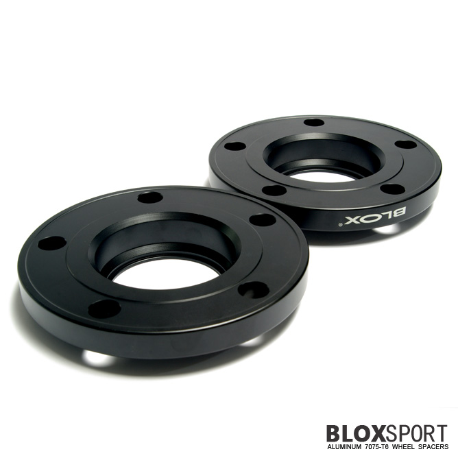 BLOX 15mm Aluminum 7075-T6 Wheel Spacer for BMW X4 xDrive28i 35i