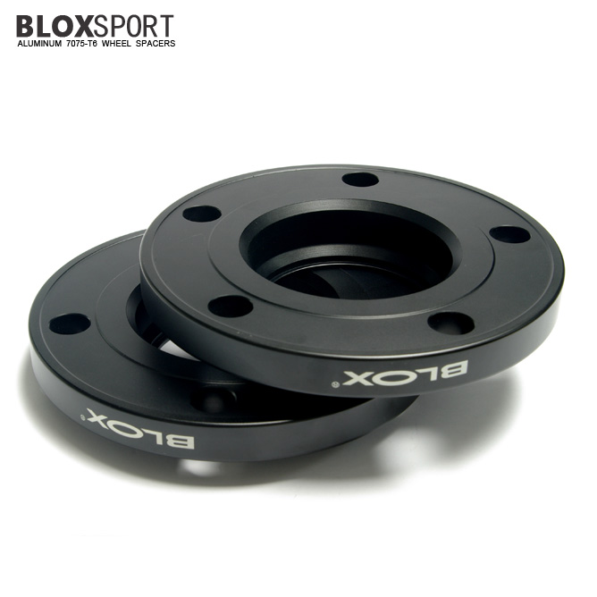 BLOX 15mm Aluminum 7075-T6 Wheel Spacer for BMW X5M F15 Rear