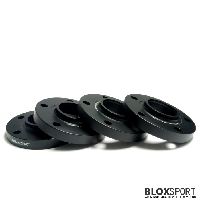 BLOX 20mm Aluminum 7075-T6 Wheel Spacers for BMW Z4 Z4M E89