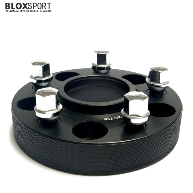 BLOX 25mm Aluminum 7075-T6 Wheel Spacer-BMW 7 Series E38 E32 E23