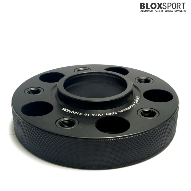 BLOX 25mm Aluminum 7075-T6 Wheel Spacer for BMW X5M E70 Rear