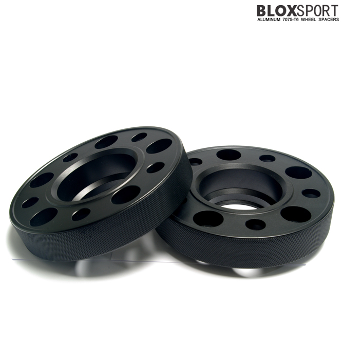 BLOX 25mm Forged Aluminum 7075-T6 Wheel Spacers for BMW i3