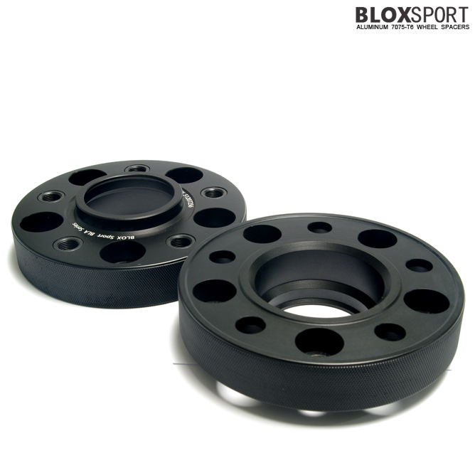 BLOX 25mm AL7075-T6 Wheel Spacer for BMW 1 Series E81 E82 E87E88