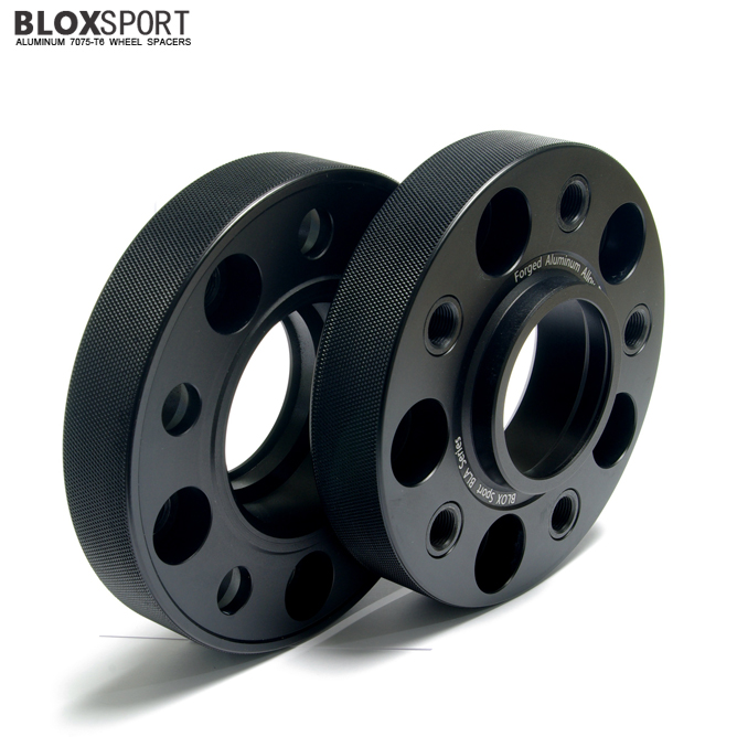 BLOX 25mm AL7075-T6 Wheel Spacer for BMW 5 Series F10 F11 F07 M5