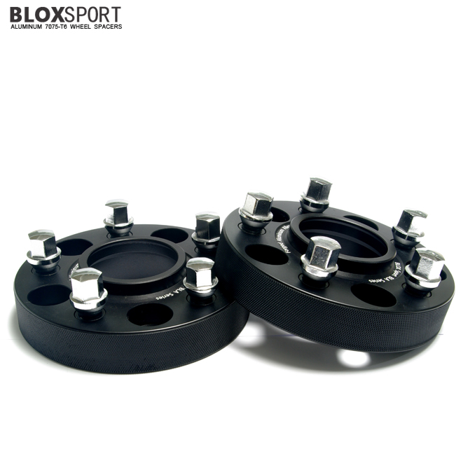 BLOX 25mm Aluminum 7075-T6 Wheel Spacer for BMW 7 Series F01 F02