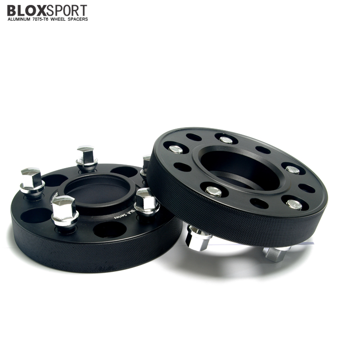 BLOX 25mm aluminum 7075-T6 Wheel Spacer-BMW 5 Series E60 E61 /M5