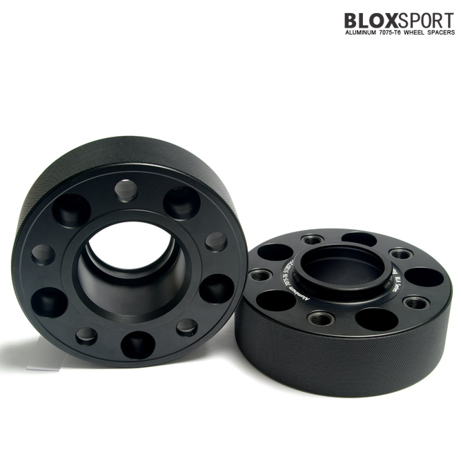 BLOX 50mm Aluminum 7075-T6 Wheel Spacer for BMW i3