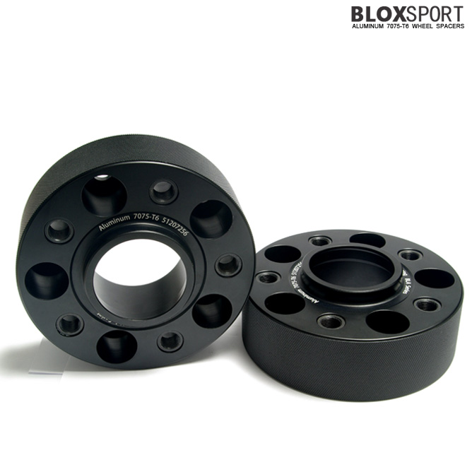 BLOX 50mm Aluminum 7075-T6 Wheel Spacer for BMW 7 Series F01 F02