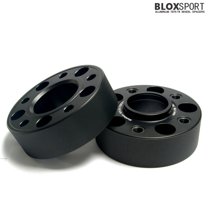 BLOX 50mm AL 7075-T6 Wheel Spacer - BMW 1 Series E81 E82 E87 E88