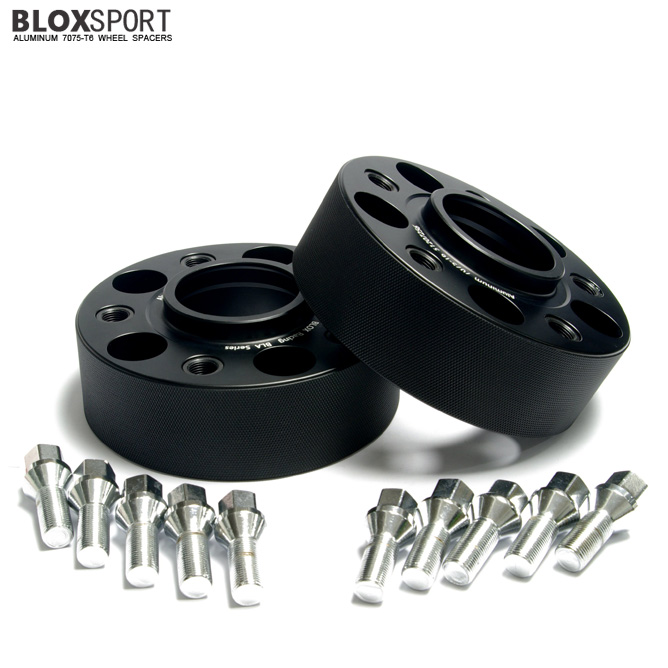 BLOX 50mm Aluminum 7075-T6 Wheel Spacer - BMW X3 E83 20d 25i 30i