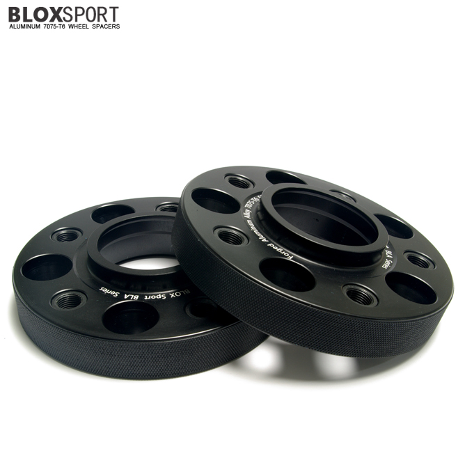 BLOX 25mm Aluminum 7075-T6 Wheel Spacer for BMW X6/X6M E71 Front