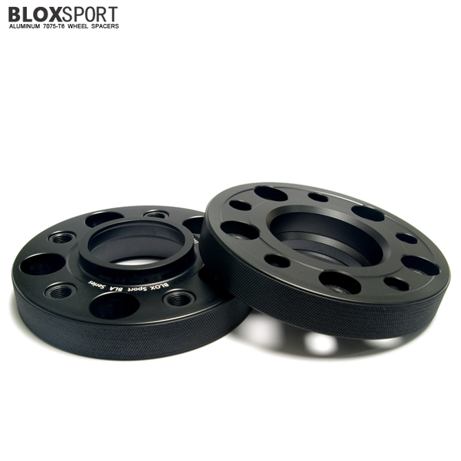 BLOX 25mm Aluminum 7075-T6 Wheel Spacer for BMW X6/X6M F16 Front