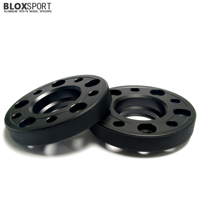 BLOX 25mm Aluminum 7075-T6 Wheel Spacer for BMW X5 F15 35i 50i