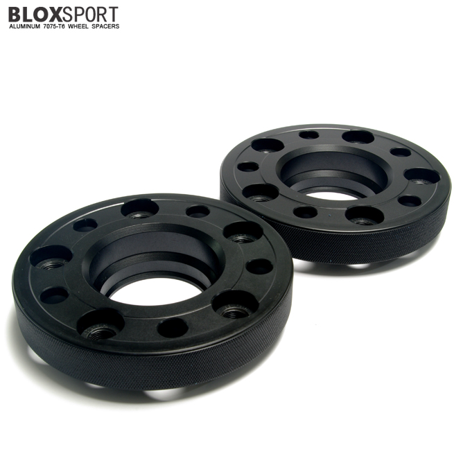 BLOX 25mm Aluminum 7075-T6 Wheel Spacer for BMW X5M F15 Front