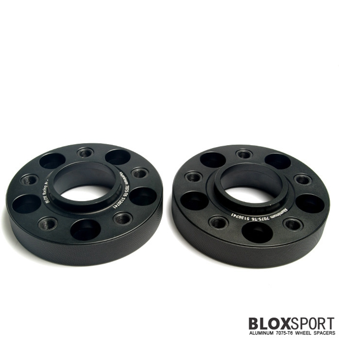 BLOX 30mm Aluminum 7075-T6 Wheel Spacer for BMW X5 E70 35i 50i