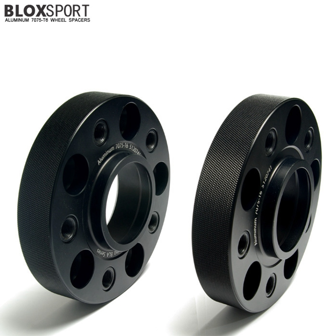 BLOX 30mm Aluminum 7075-T6 Wheel Spacer for BMW X5M E70 Front