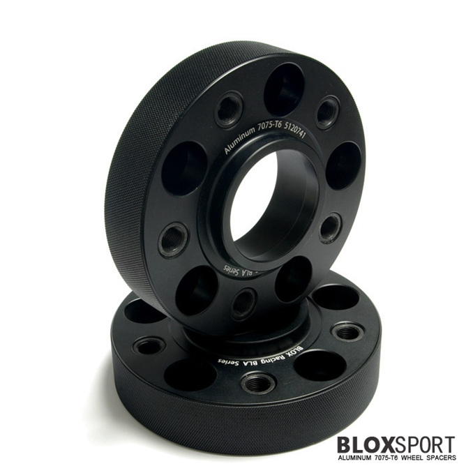BLOX 35mm Aluminum 7075-T6 Wheel Spacer for BMW X5M E70 Front
