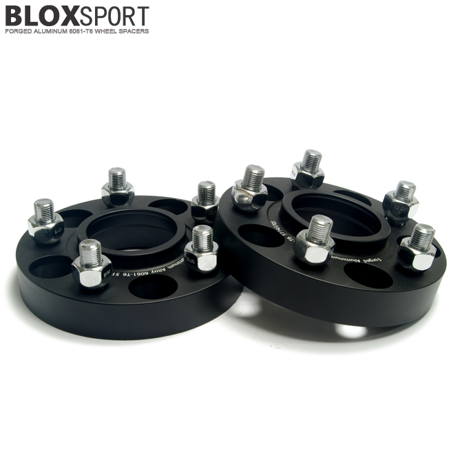 BLOXSPORT 5x114.3 70.5 Forged 6061T6 Hub Centric Wheel Spacers