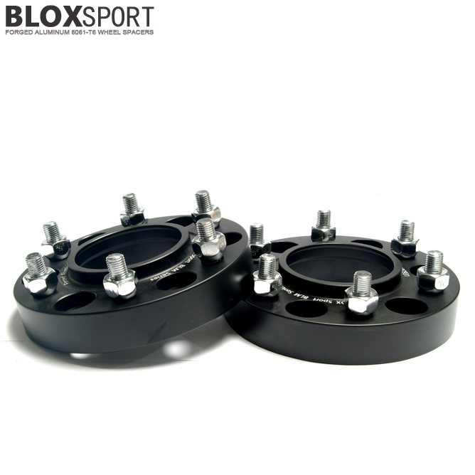 BLOXSPORT 6x139.7 93.1 Forged 6061T6 Hub Centric Wheel Spacers