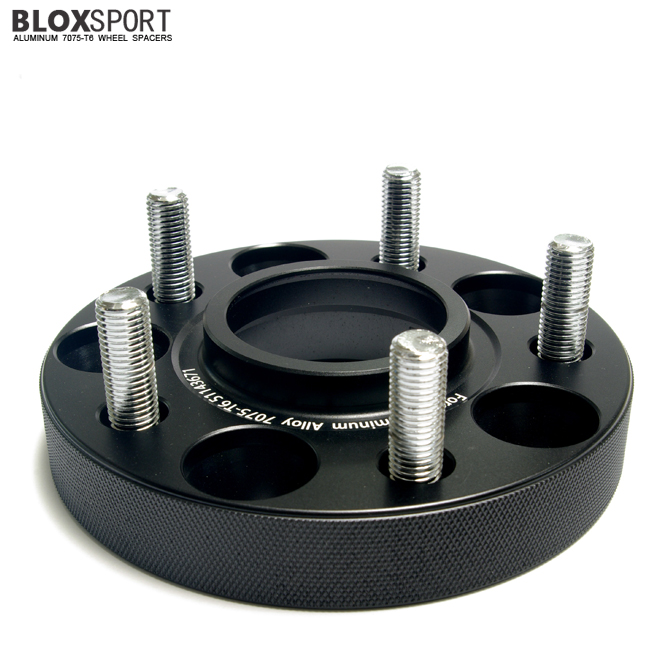 BLOX 25mm Forged 7075T6 Wheel Spacers-MAZDA MX-5 Miata Roadster