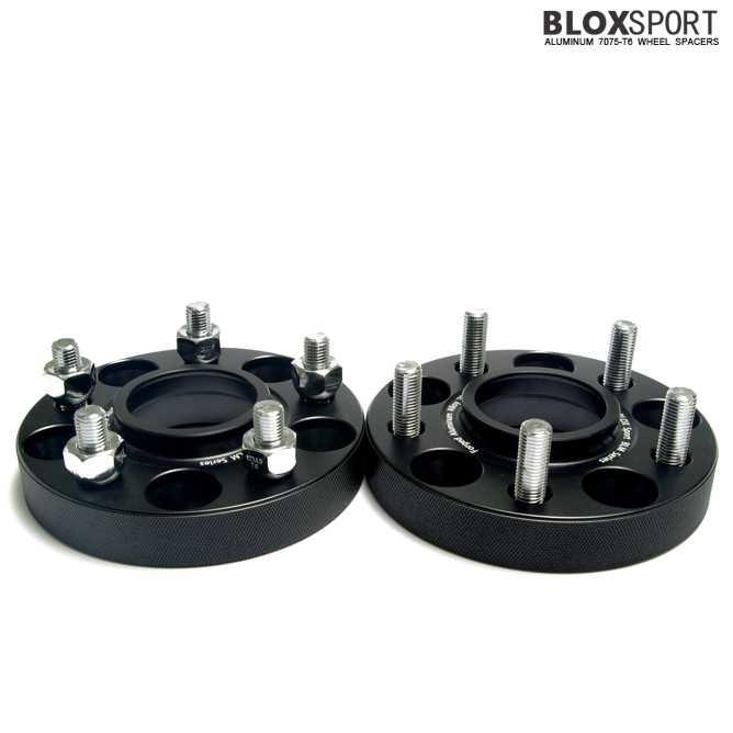 BLOX 25mm Forged Aluminum 7075T6 Wheel Spacer for MAZDA 626