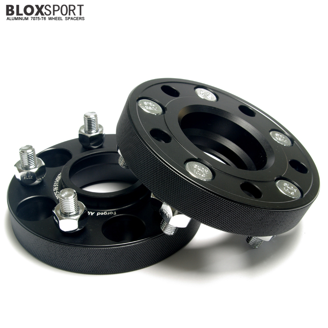 BLOX 25mm Forged Aluminum 7075T6 Wheel Spacers for KIA Soul