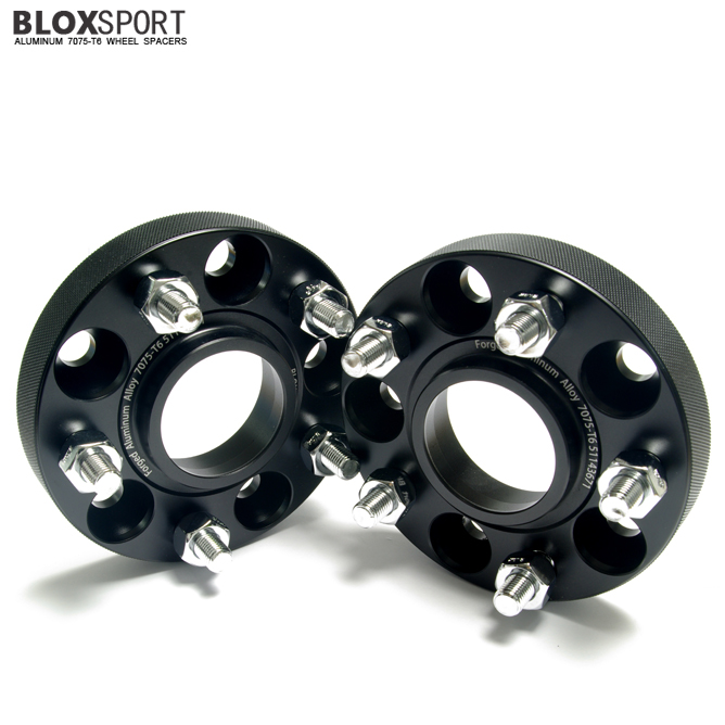 BLOX 25mm AL 7075-T6 Wheel Spacers-HYUNDAI Elantra Avante (07- )