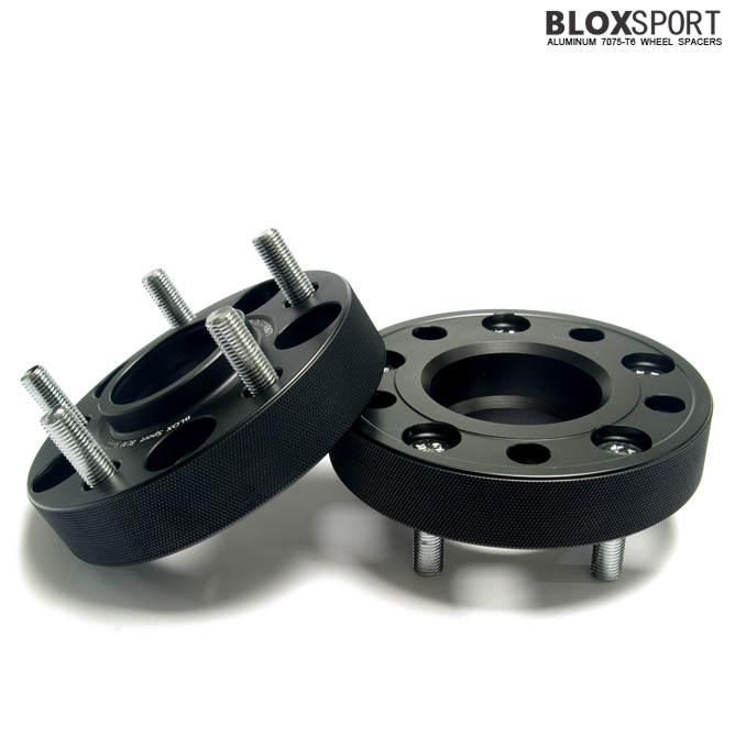 BLOX 30mm Forged Aluminum 7075-T6 Wheel Spacer for JEEP Patriot