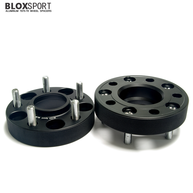 BLOX 30mm AL7075T6 Wheel Spacer-MITSUBISHI Lancer (5 lugs) 08-