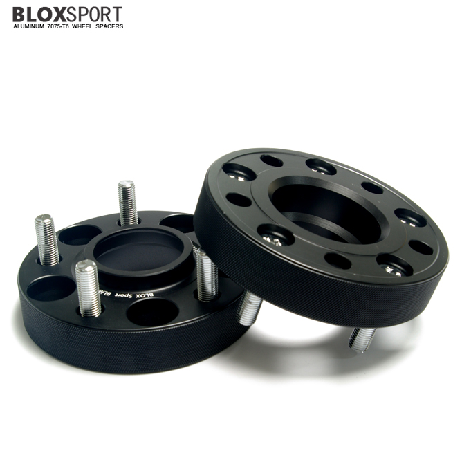 BLOX 30mm Forged AL 7075-T6 Wheel Spacers-HYUNDAI Genesis Coupe