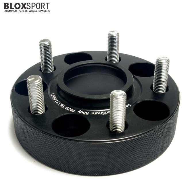 BLOX 35mm Forged Aluminum 7075T6 Wheel Spacers for KIA Soul