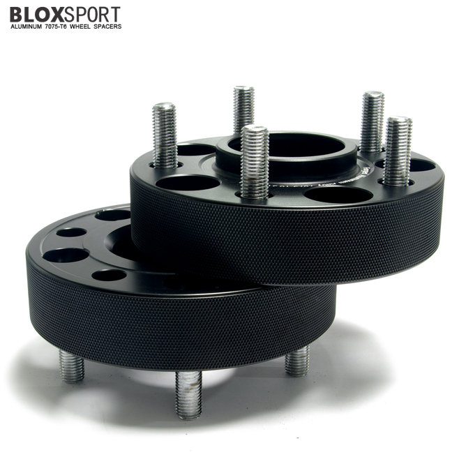 BLOX 35mm AL7075T6 Wheel Spacer-MITSUBISHI Lancer EVO 7 8 9 10 X
