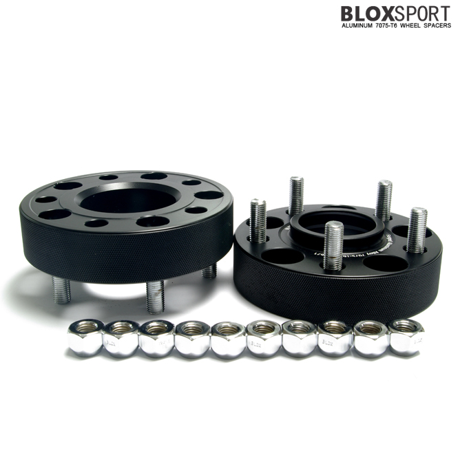 BLOX 35mm Forged Aluminum 7075T6 Wheel Spacer for MITSUBISHI ASX
