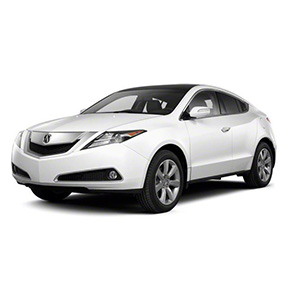 For ACURA ZDX