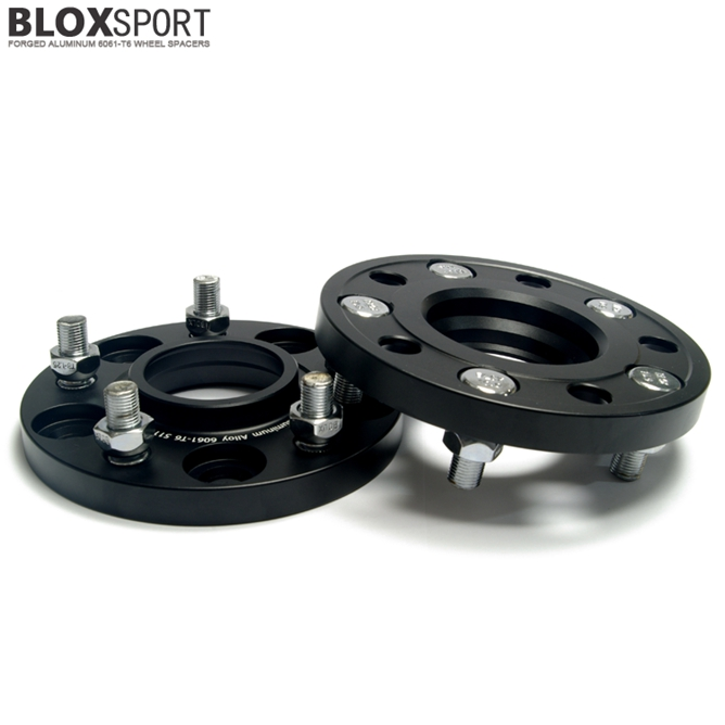 BLOXSPORT Forged 6061-T6 Wheel Spacers-Nissan Versa Tiida 12-15