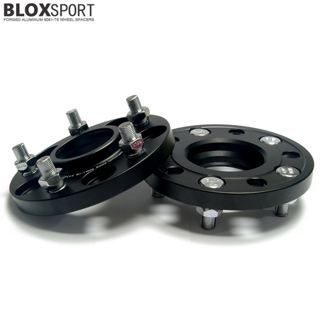 BLOXSPORT Forged 6061-T6 Wheel Spacers-Nissan Versa Tiida 15-