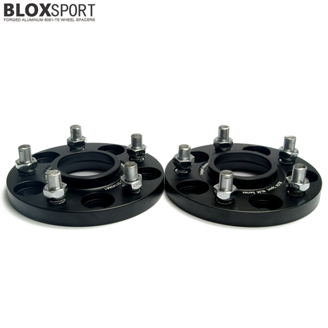 BLOXSPORT Forged 6061-T6 Wheel Spacers-Nissan 350Z Z33 (02-08)