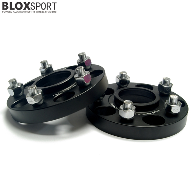 BLOXSPORT Forged 6061-T6 Wheel Spacers - Nissan Altima L31 02-06