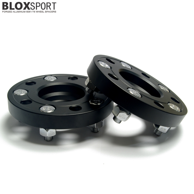 BLOXSPORT Forged 6061-T6 Wheel Spacers - Nissan Skyline GT-R R32
