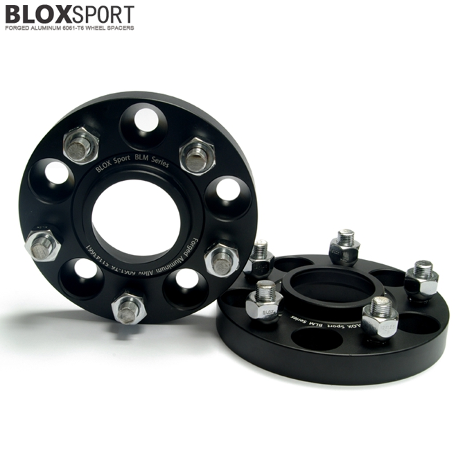 BLOXSPORT Forged AL 6061-T6 Wheel Spacers - Nissan Skyline GT-R