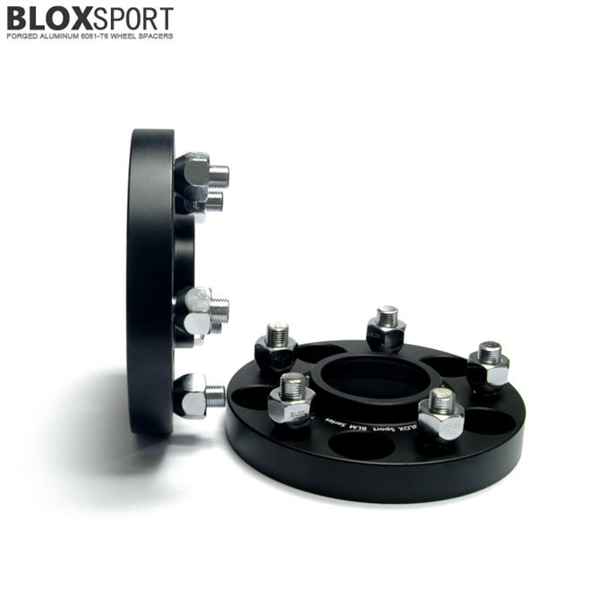 BLOXSPORT Forged Aluminium 6061-T6 Wheel Spacers - Nissan LEAF