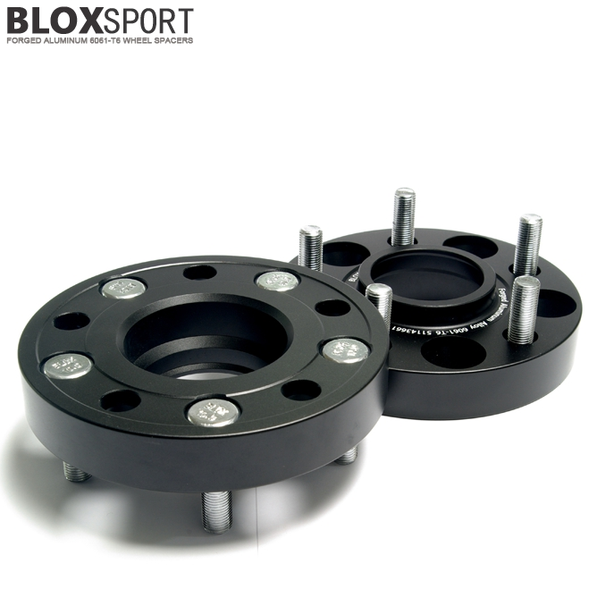 BLOXSPORT Forged Aluminum 6061-T6 Wheel Spacers for INFINITI Q40