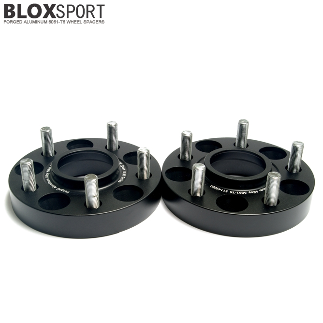 BLOXSPORT Forged Aluminum 6061-T6 Wheel Spacers for INFINITI Q70