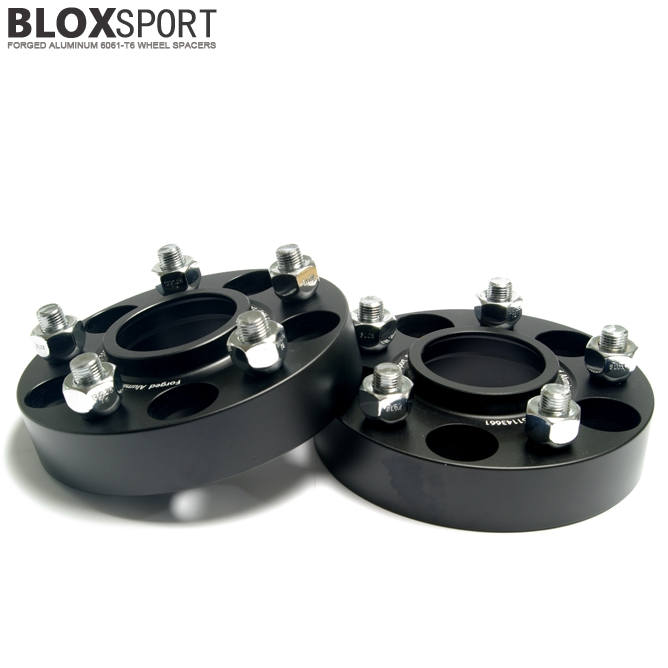 BLOXSPORT Forged 6061-T6 Wheel Spacers - Maxima III J30 (88-94)